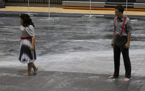 Ruby Winter Guard wins MGI Winter Guard Competition