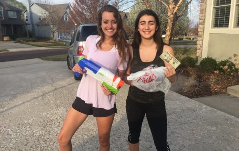 Class of 2017 Begins Annual Assassins Tradition
