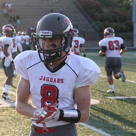 Varsity football vs Lawrence High School