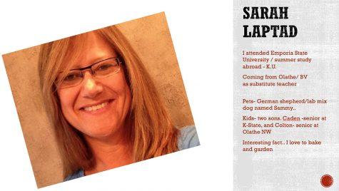 Sarah Laptad