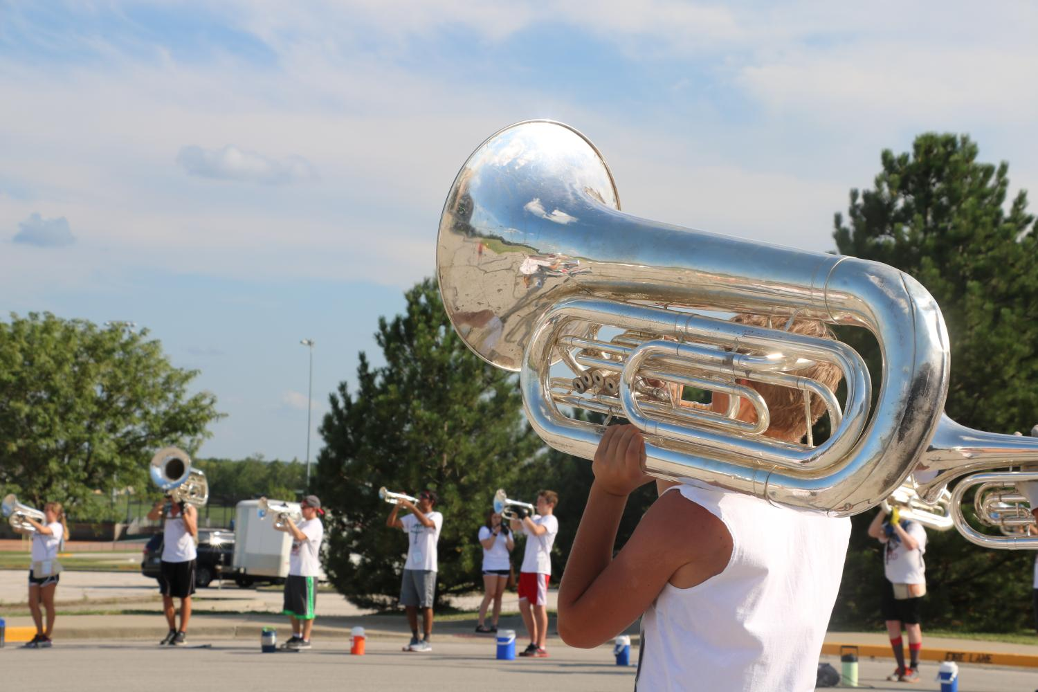Band Camp Photo Gallery