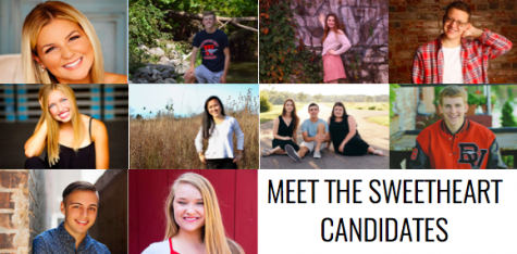 Meet the Sweetheart Candidates