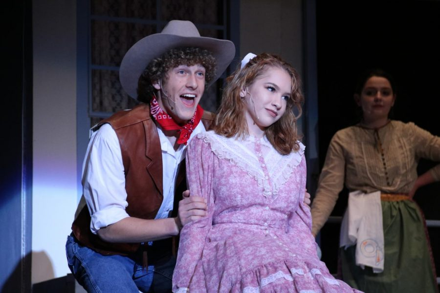 """Oklahoma"" Marks Director's 150th Show"