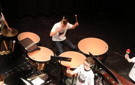 Jaguar Percussion Group Hosts Festival