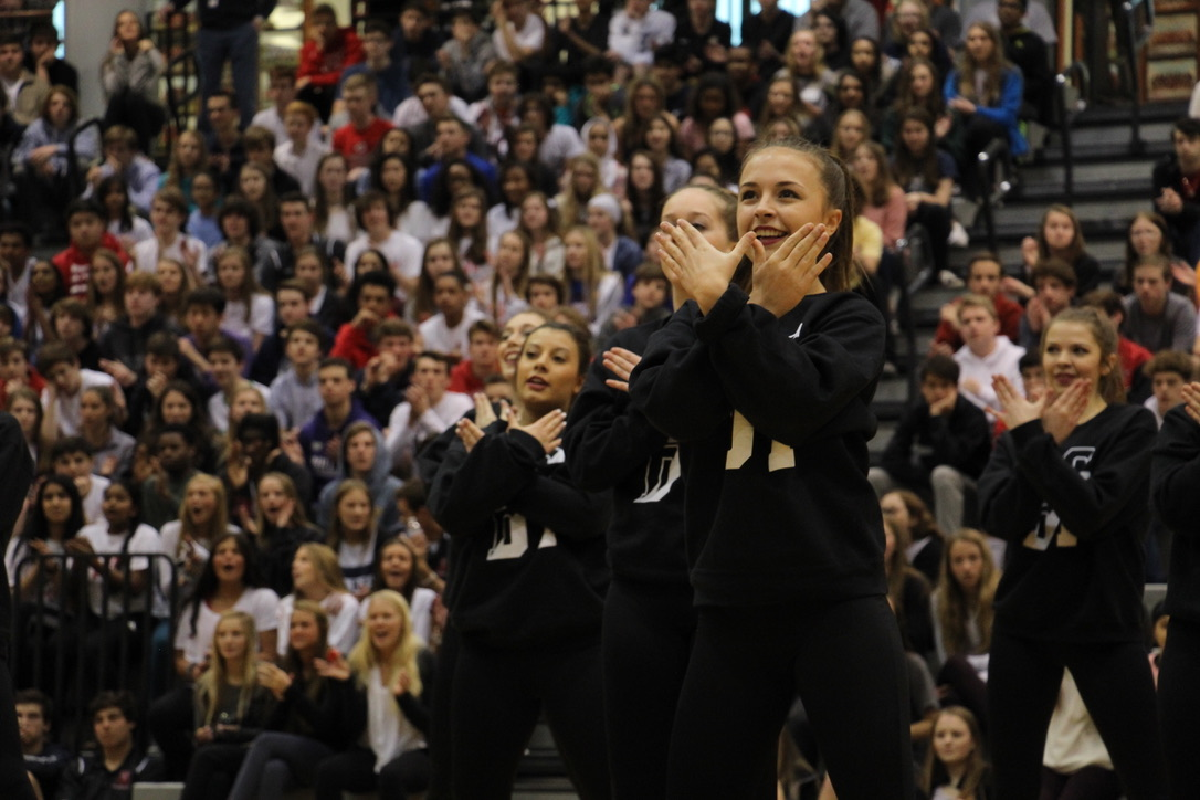 Pep Assemblies: A Year in Review