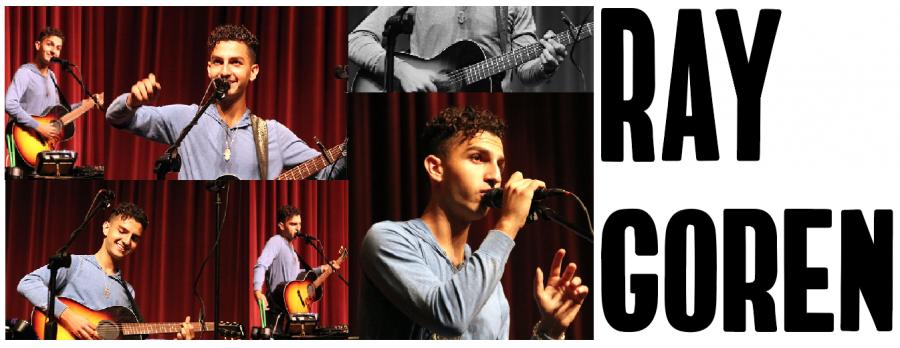 Singer, songwriter Ray Goren performs at BV West