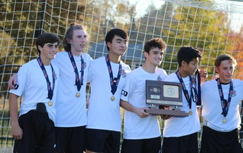 Boys Soccer 6A State Runner-Up