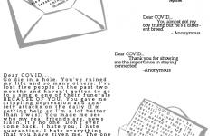 Dear Covid…
