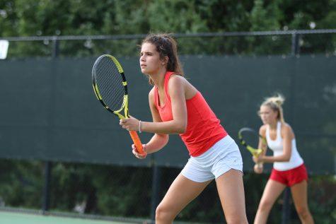Girls Tennis 9/7
